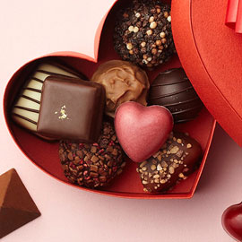 amazonのバレンタイン