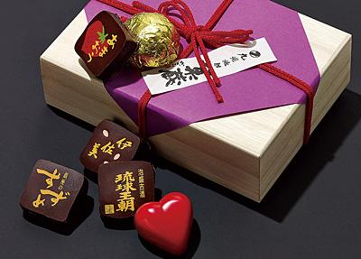 菊屋「九州焼酎菓蔵」のパッケージ